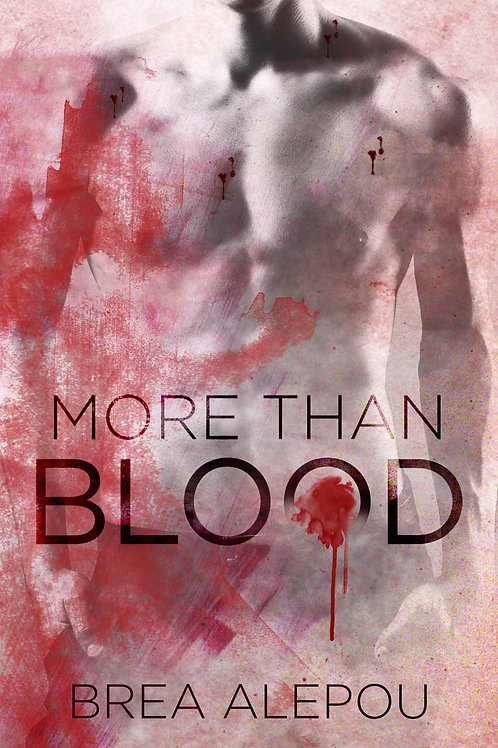 More Than Blood (Signed)