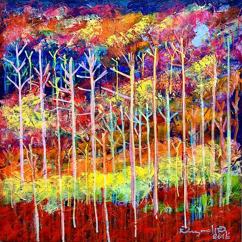 color changing chromatic Untamed-12 II by Eleazar Delgado