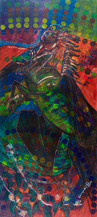 Gulfstream by Eleazar Delgado Studio Fine Art