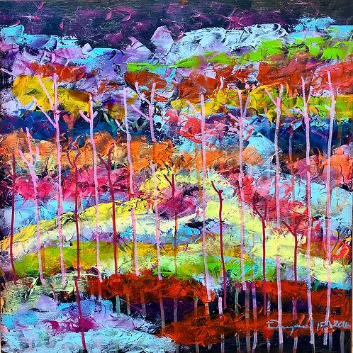 color changing chromatic Untamed-12 I by Eleazar Delgado