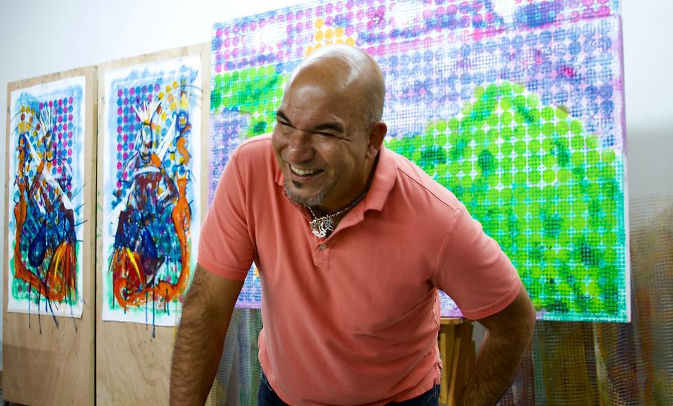 Eleazar Delgado Studio Fine Art