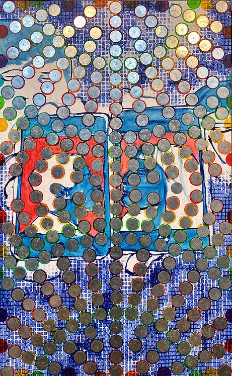Selfie Love Reflections by Eleazar Delgado Studio Fine Art