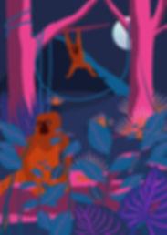 illustration_jungle_vegetale3bis_Plan de