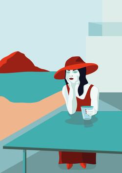 Serenity  l  Illustration