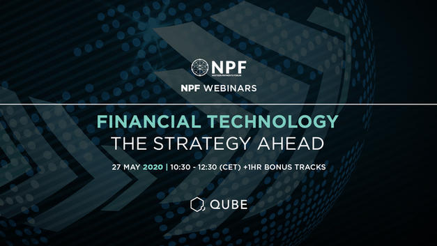 FINANCIAL TECHNOLOGY: THE STRATEGY AHEAD