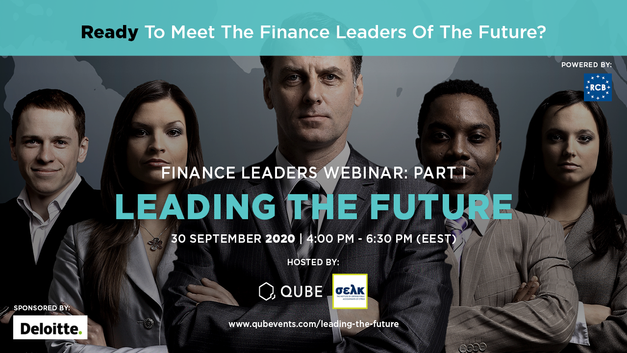 FINANCE LEADERS PART I - LEADING THE FUTURE