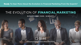 THE EVOLUTION OF FINANCIAL MARKETING