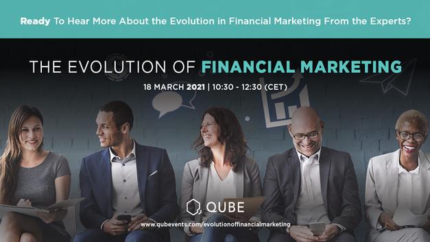 THE EVOLUTION OF FINANCIAL MARKETING WEBINAR
