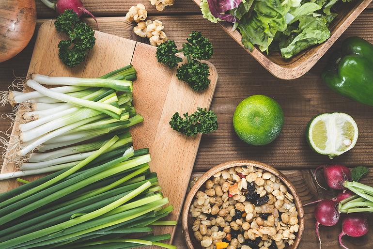 légumes frais saison