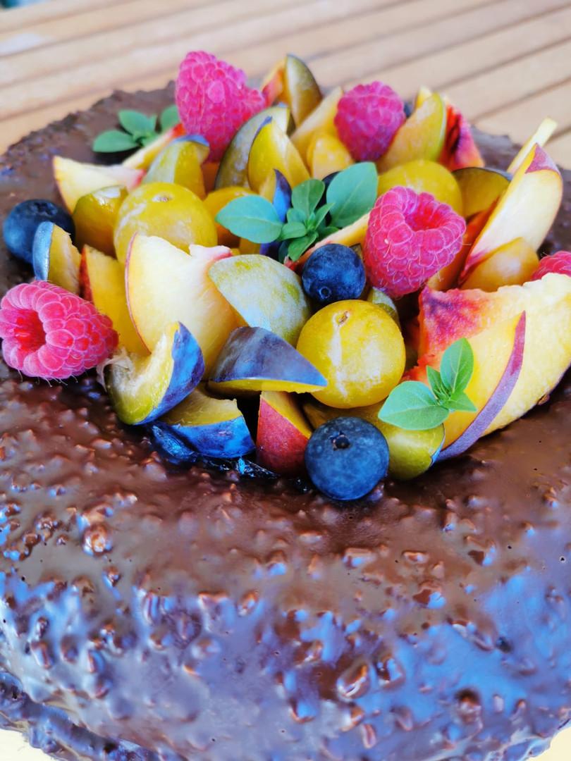 Couronne au chocolat Guanaja