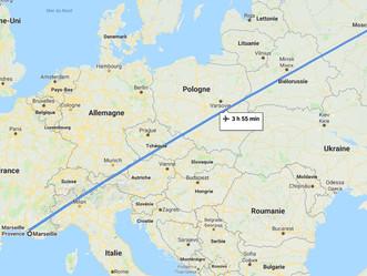 Lancement MARSEILLE-MOSCOU ✈️