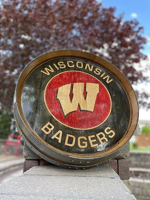 Wisconsin Barrel Top