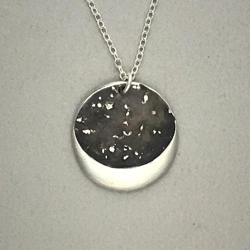 Moon-Stars Necklace
