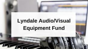 Audio/Visual Equipment Fund