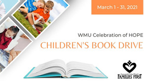 WMU Children's Book Drive