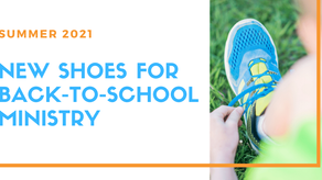 New Shoes for Back-to-School