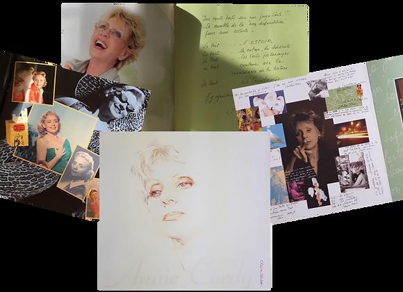 Album photo collector dédicacé par Annie Cordy (30 exemplaires)