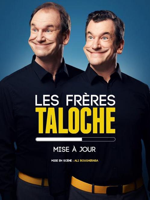 Spectacle Les Frères Taloche (places limitées)