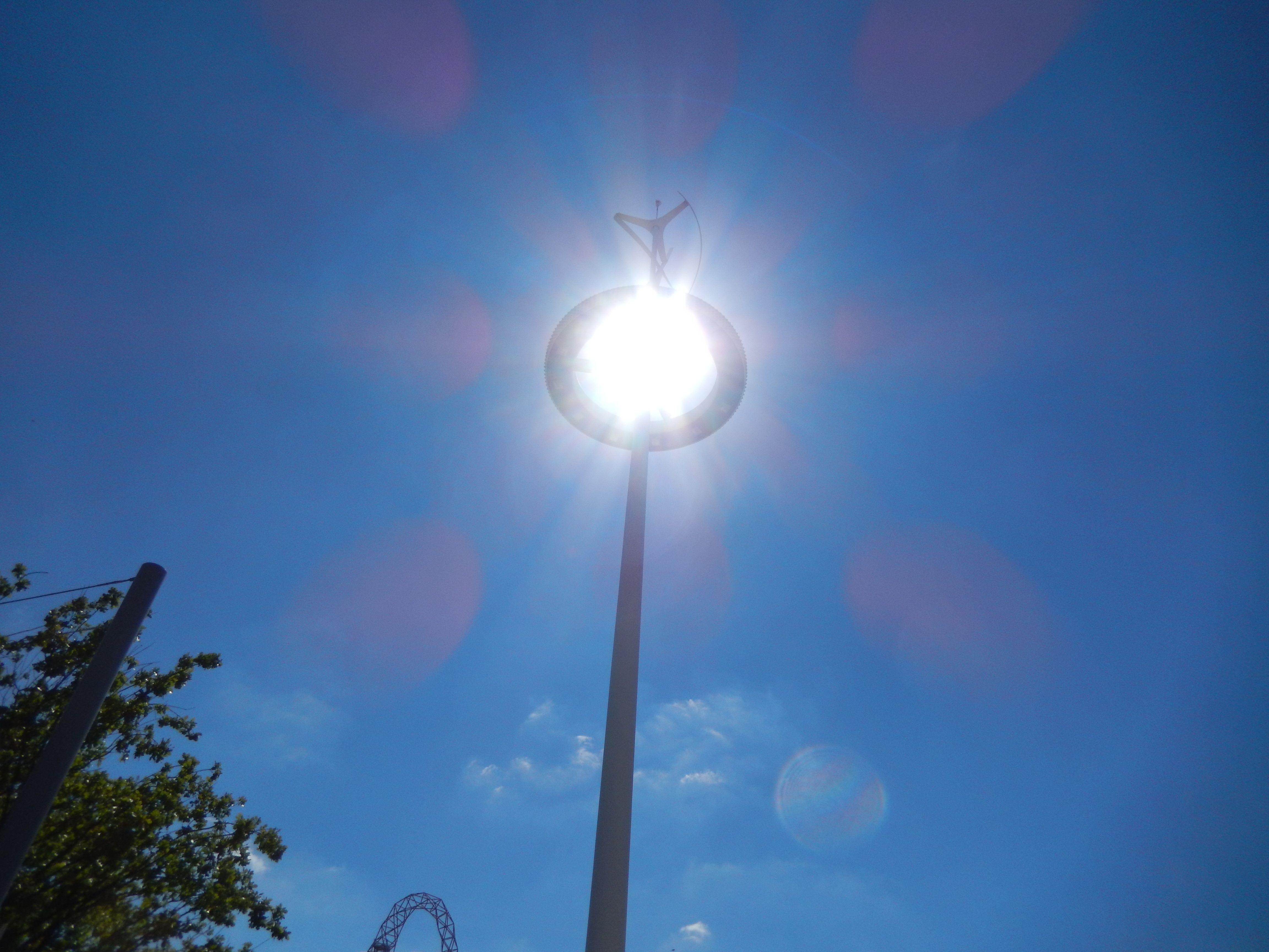 Stratford sun light