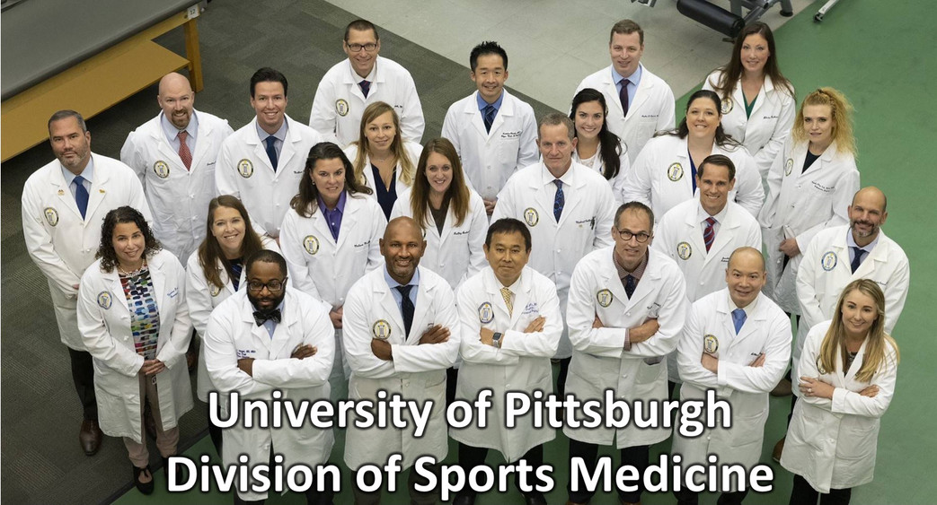 Univeristy of Pittsburgh - Division of Sports Medicine