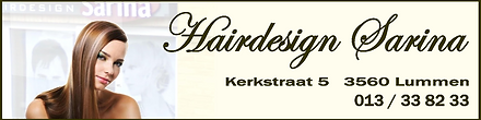 Hairdesign Sarina Lummen