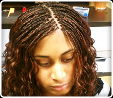 Where do braiding in all area of greater Houston