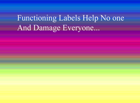 Functioning Labels
