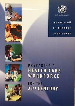 Preparing A Health Care Workforce publication by Dr. Sheri Pruitt, Sheri Pruitt, Behavior, Psychologist, Evidence Based Answers