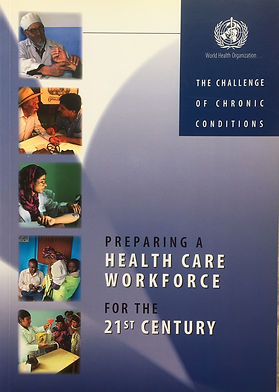 Preparing A Health Care Workforce publication by Dr. Sheri Pruitt, Sheri Pruitt, Behavior, Psychologist, Evidence Based Answers