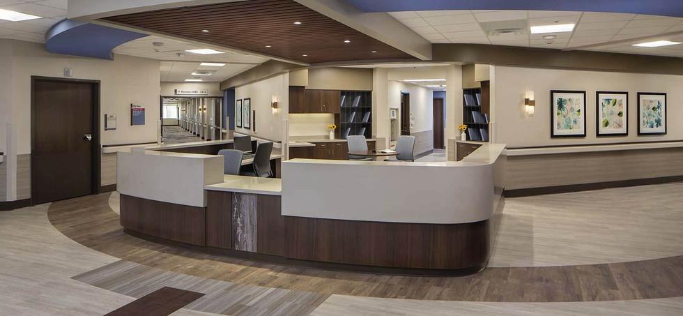 Marathon Electrical Contractors North Alabama Medical Center
