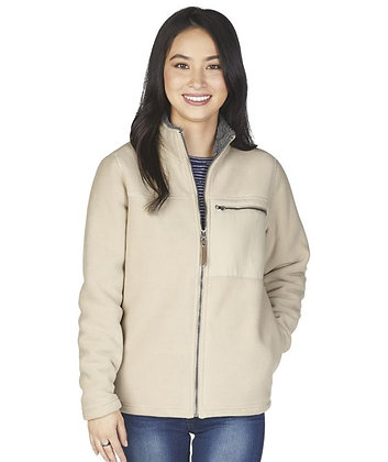 Fleece Jacket Charles River 5973