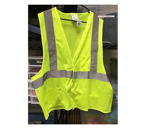 Mesh Vest (no logo)