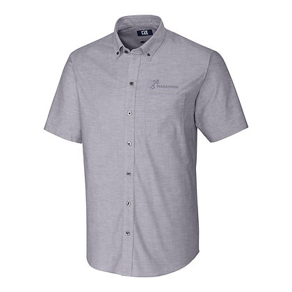 Short Sleeve Button Down MCW00140