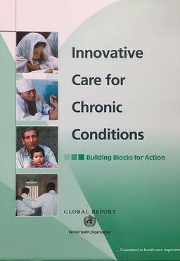 Innovative Care for Chronic Conditions publication by Dr. Sheri Pruitt, Sheri Pruitt, Behavior, Psychologist, Evidence Based Answers