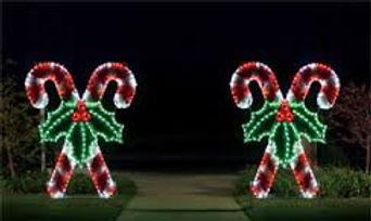 Dixie Decorations, Commercial Decorations, Christmas Decorations, Downtown Decoration, Rebuild Decorations