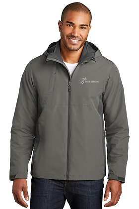 H2O Resistant Heavy Port Authority Jacket J338