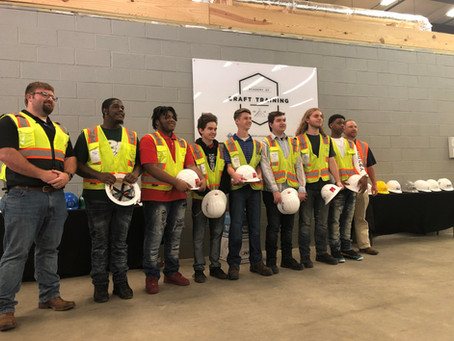 Marathon Apprenticeship Program Graduates Celebrated