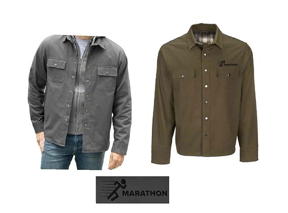 Utility Shirt Jacket 7340