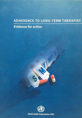 Adherence To Long-Term Therapies publication by Dr. Sheri Pruitt, Sheri Pruitt, Behavior, Psychologist, Evidence Based Answers