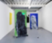 catherine biocca sunday art fair blushing sculptures jeanine hofland gallery amsterdam london