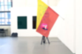 catherine biocca at liste art fair jeanine hofland gallery animated flag 100 better ways to die full time tragedy basel