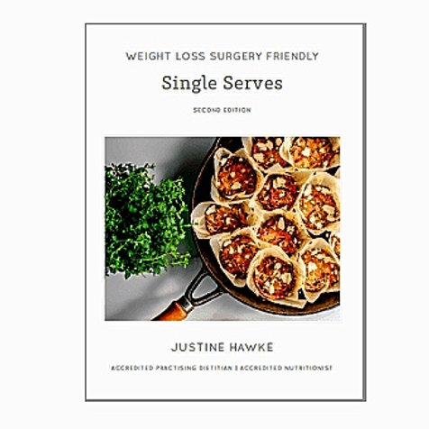 WEIGHT LOSS SURGERY - SINGLE SERVES - by JUSTINE HAWKE