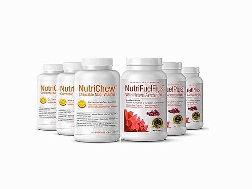 NUTRICHEW/NUTRIFUEL PLUS BUNDLE