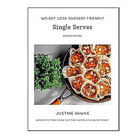SINGLE SERVES COOKBOOK for BARIATRIC PATIENTS