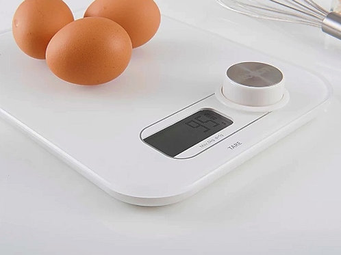 BATTERY  FREE KITCHEN SCALES