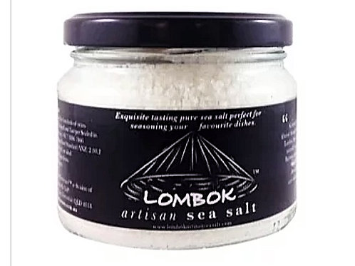 LOMBOK ARTISAN SEA SALT - 250 gm Jar