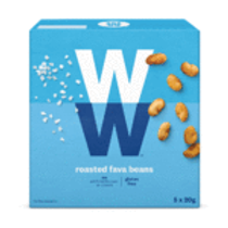 WEIGHT WATCHERS ROASTED FAVA BEANS SNACKS