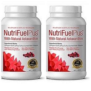 2 BOTTLES FOR 1 BOTTLE PRICE  NUTRIFUEL PLUS SOLUBLE  MULTIVITAMIN POWDER