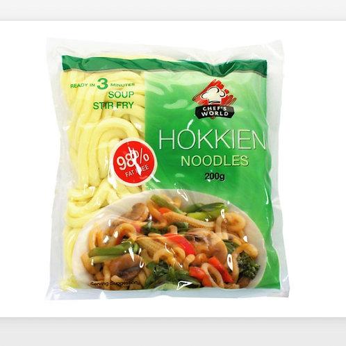 CHEFS CHOICE HOKKIEN NOODLES - 200 gm