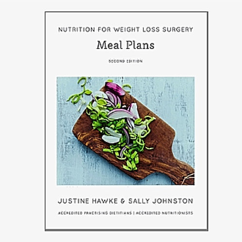 21 DELICIOUS MEAL PLANS by JUSTINE HAWKE & SALLY JOHNSTON